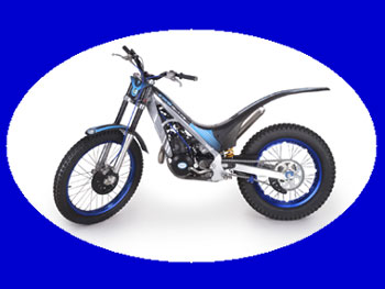 Greeves 280cc Ti Trials bike